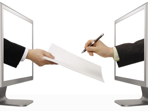 Image result for مکاتبات الکترونیکی