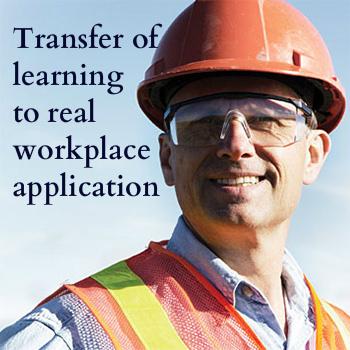 انتقال آموزش به محیط کار